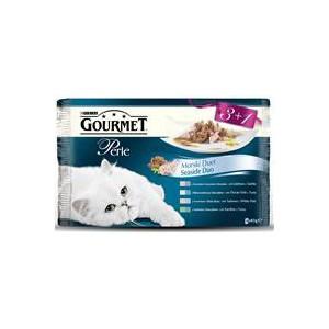 Gourmet Perle kapsičky DUO Multipack ryba 4 x 85 g