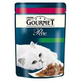 Gourmet Perle kapsička hovězí a mrkev 85 g