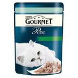 Gourmet Perle kapsička pstruh a špenát 85 g