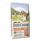 Purina Dog Chow Adult Sensitive Salmon+Rice 14 kg
