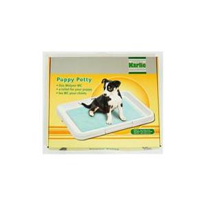 WC Puppy Potty Karlie 49,5 x 39,5 x 4 cm