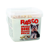 Sušenky RASCO Dog mikro kosti mix 350g