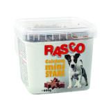Pochoutka RASCO Dog mini hvězdičky kalciové 600g