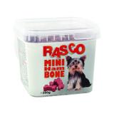 Pochoutka RASCO Dog mini kosti šunkové 580g