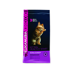 EUKANUBA Cat Kitten Healthy Start 400g