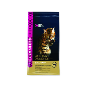 EUKANUBA Cat Adult Healthy Digestion 4kg + doprava zdarma