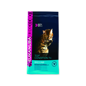 EUKANUBA Cat Adult Top Condition 7+ 2kg