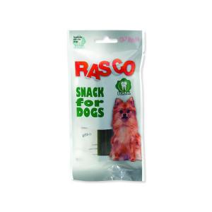 Pochoutka RASCO Dog Dental kříž s chrolofylem 45g