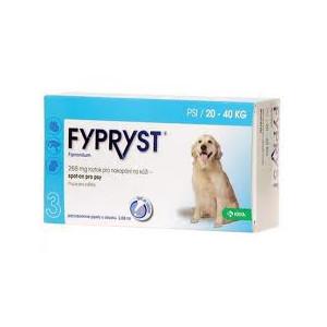 Fypryst Spot-on Dog L sol 3x2,68ml (20-40kg)