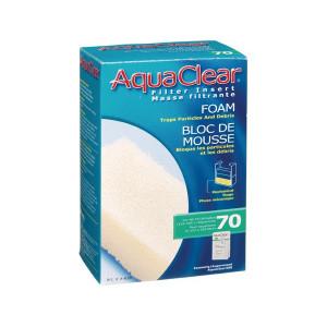Náplň molitan náhradní AQUA CLEAR 70 (AC 300) 1ks
