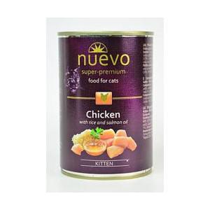 Nuevo kotě kuře konz. 400 g