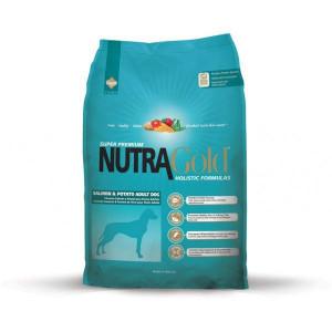 Nutra Gold Salmon&Potato 15 kg