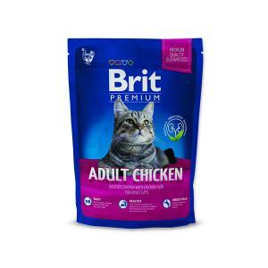 BRIT Premium Cat Adult Chicken 800g