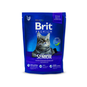 BRIT Premium Cat Senior 300g