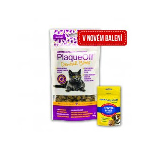 ProDen PlaqueOff Dental Bites Cat 60g