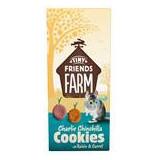 Supreme Tiny FARM Snack Charlie Cookies činčila 120 g