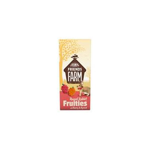 Supreme Tiny FARM Snack Russel Fruitees králík 120 g