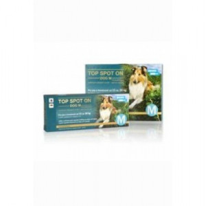 Bioveta Top Spot On Dog M do 30kg 1x2ml