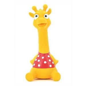 Hračka Pes Latex Žirafka Dave 19 cm Lill