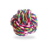 Hračka Pes Bavlna Míč Pletený Cotton Ball 8 cm Lill