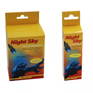 Lucky Reptile Night Sky Set obsahuje 3 LED