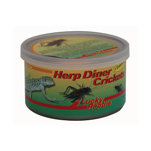 Lucky Reptile Herp Diner - cvrčci 35g 35g - malí