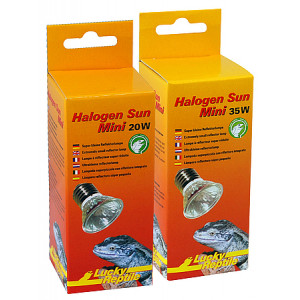 Lucky Reptile Halogen Sun Mini 20W Double Pack