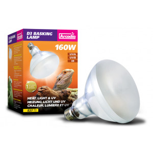 Arcadia D3 Basking Lamp 100W