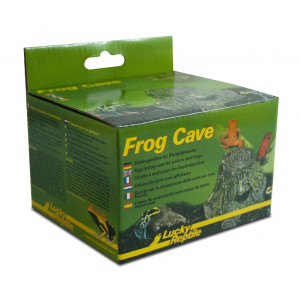 Lucky Reptile Frog Cave