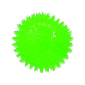 Hračka DOG FANTASY míček zelený 12 cm 1ks