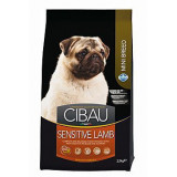 CIBAU Dog Adult Sensitive Lamb&Rice Mini 2,5 kg