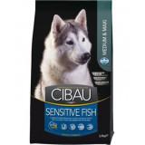 CIBAU Dog Adult Sensitive Fish&Rice 2,5 kg