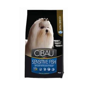 CIBAU Dog Adult Sensitive Fish&Rice Mini 800 g