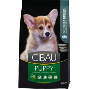 CIBAU Dog Puppy Medium 800 g
