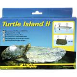 Lucky Reptile Turtle Island II Velký, cca 39x21x5 cm