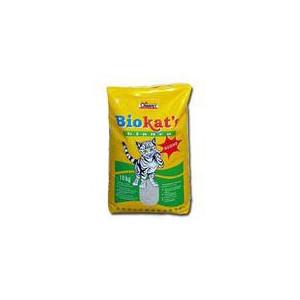 Podestýlka Cat Gimpet Biokat's Bianco 10 kg