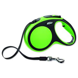 Vodítko FLEXI Comfort New páska zelené M 1ks