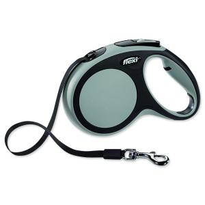 Vodítko FLEXI New Comfort páska šedé M 1ks