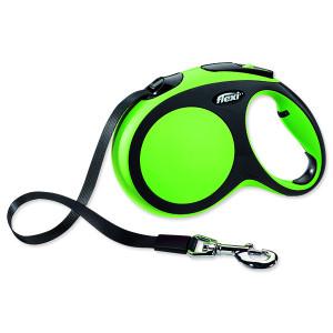 Vodítko FLEXI New Comfort páska zelené L - 5 m 1ks