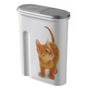 Kontejner na krmivo kočky 4,5l