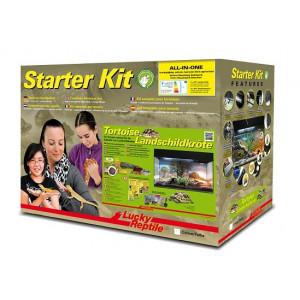 Lucky Reptile Starter Kit Tortoise Starter Kit Tortoise 80x40x52 cm bílé