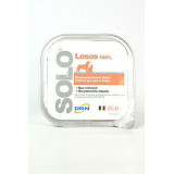 SOLO Salmone 100% (losos) vanička 100g
