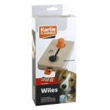 Karlie Interaktivní dřevěná hračka WILES 22x12cm