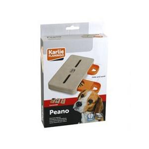 Interaktivní dřevěná hračka PEANO 22x12cm