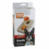 Karlie-Flamingo Interaktivní dřevěná hračka KNUTH 22x12cm