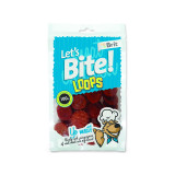 Snack BRIT Dog Let's Bite Loops 80g