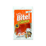 Snack BRIT Dog Let's Bite Fillet o'Chicken 80g