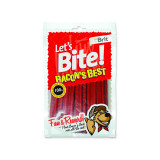 Snack BRIT Dog Let's Bite Bacon's Best 105g