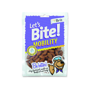 Snack BRIT Dog Lets Bite Mobility 150g