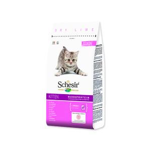 SCHESIR Cat Kitten kuřecí 400g